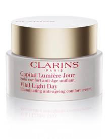 """""""Capital Lumière"""" ist als Tages- und Nachtcreme erhätlich (je 50 ml, ca. 80 Euro)."""