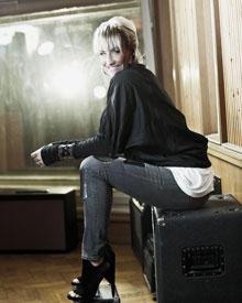 """Sarah Connors aktuelles Album """"Real Love"""" kommt am 22. Oktober raus – pünktlich wenn die Sendung aufs Finale zusteuert."""