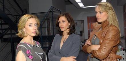 Vor der Kamera steht Eva Mona Rodekirchen bereits. Wann die erste Folge ausgestrahlt wird, ist allerdings noch geheim.