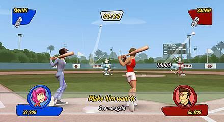 Lust auf eine Runde Baseball?
