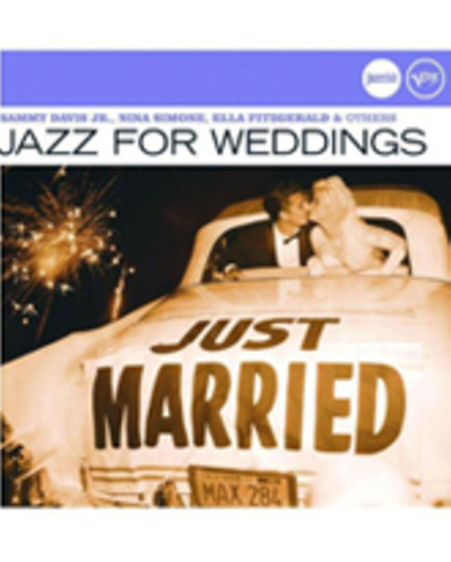 Jazz for Weddings