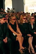 Frank Miller, Frida Giannini, Evan Rachel Wood