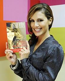 """Im Rahmen der Frankfurter Buchmesse stellte Nazan Eckes ihr Buch """"Guten Morgen, Abendland"""" vor."""
