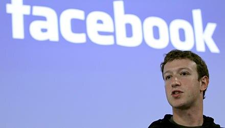 Nerviger Nerd oder genialer Guru? Facebook-Erfinder Mark Zuckerberg.