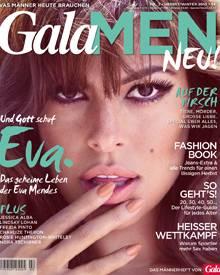 Jetzt am Kiosk: die neue Gala MEN! Wer mehr über Düfte der Saison, über Haut- und Haarpflege wissen möchte, sollte also gleich z