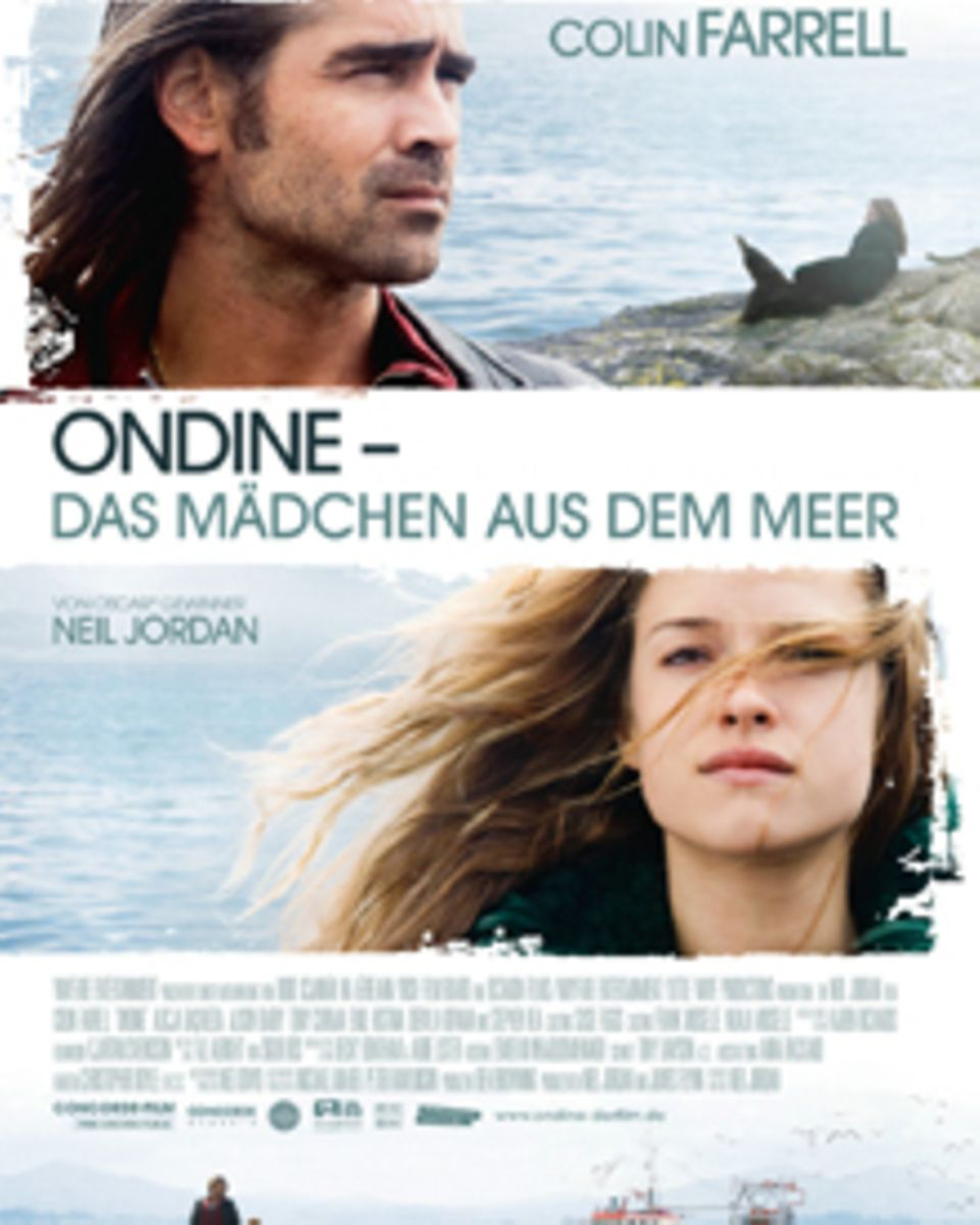 """""""Ondine- Das Mädchen aus dem Meer"""" läuft am 21. Oktober in den deutschen Kinos an."""