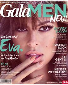 Sexy Style Guide: die neue Gala MEN. Wer mehr über Herbstmode für Männer - sowie über Düfte der Saison, Haut- und Haarpflege wis