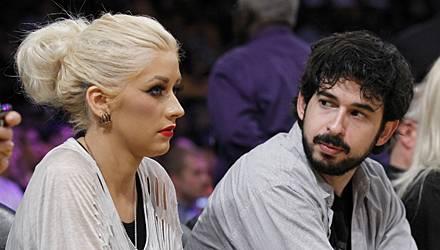 Seitensprung? Christina Aguilera und Jordan Bratman