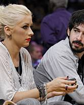 Trennungen - Christina Aguilera, Jordan Bratman