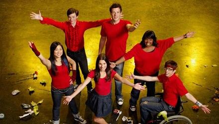 """Die """"Glee""""-Crew kann mit charmanten Musical-Einlagen punkten."""
