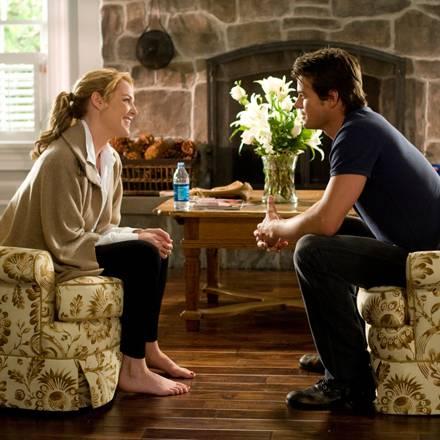 """Katherine Heigl und Josh Duhamel in der romantischen Komödie: """"So spielt das Leben""""."""