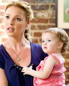 Holly Berenson (Katherine Heigl) muss sich nach dem Unfalltod ihrer Freunde um deren Tochter Sophie kümmern.