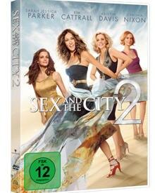 """""""Sex and The City 2"""" ist auf DVD und Blu-ray erhältlich."""