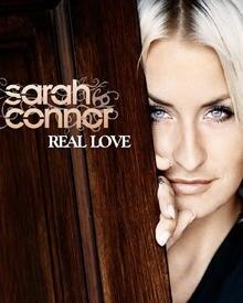 """Das neue Album """"Real love"""". Aber Sarah Connor kann sich statt Musikkarriere auch ein Studium der Meeresbiologie vorstellen."""