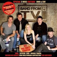 """DC/DVD """"Get the Party Started"""" von """"Band from TV"""""""