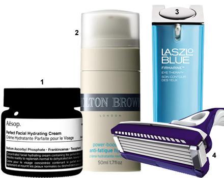 Extra-Tipp: Haut braucht Wasser, um frisch zu wirken und damit die Zellen perfekt arbeiten. Deshalb pro Tag auf jeden Fall zwei