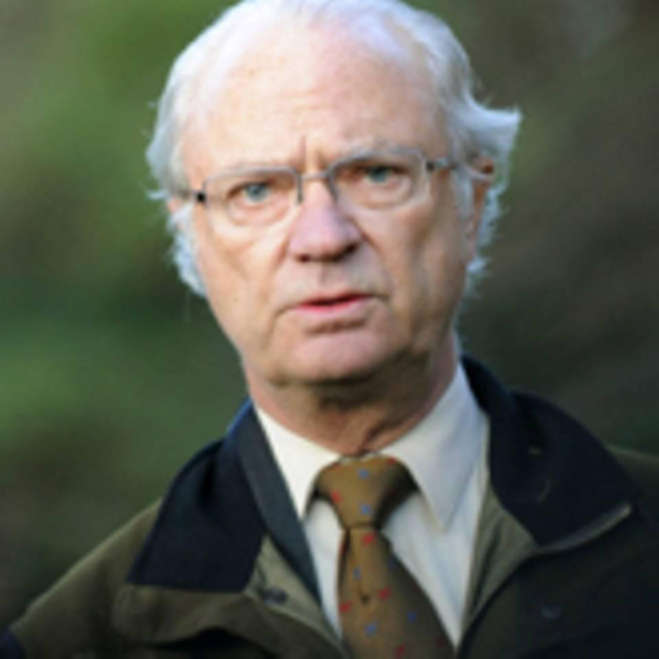 König Carl XVI. Gustaf