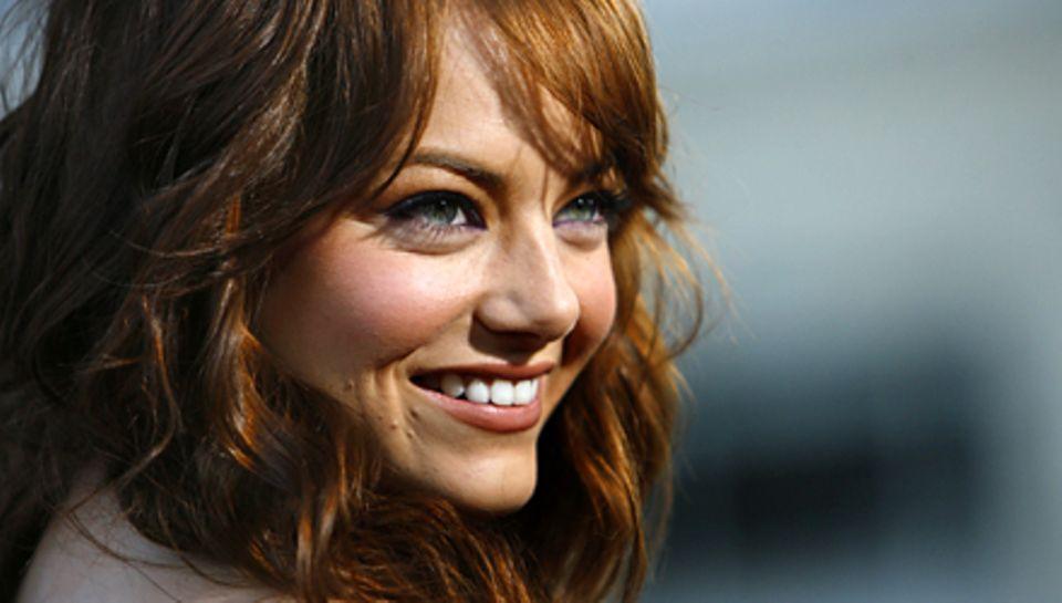 Sexy und schlagfertig: Schauspielerin Emma Stone hat das Potenzial zum Blockbuster-Babe.