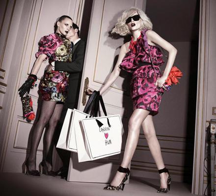 Einige Highlights aus der Lanvin-Kollektion für H&M. Die schickn Teile sind ab dem 23. November erhältlich.