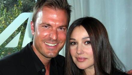 GALA-Redakteur Alexander Nebe traf Monica Bellucci in Rom.