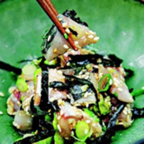 Makrelen-Tataki