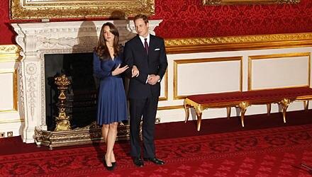 Kate Middleton und Prinz William lachen viel zusammen. Bei der offiziellen Pressekonferenz zu ihrer Verlobung ging es jedoch etw