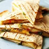 Brie-Quesadillas