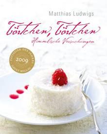 """Matthias Ludwigs vom Gault Millau wurde als """"Pâtissier des Jahres 2009"""" ausgezeichnet. Er stellt 40 Dessert-Rezepte vor. (""""Törtc"""