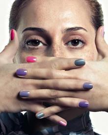 Feride Uslu, Mitgründerin von uslu airlines mit Sitz in Berlin, ist sehr erfolgreiche Make-Up Artistin und Designerin.