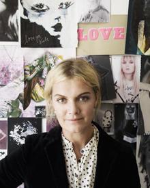 Die Stylistin Ulrika Lundgren gründete im Jahr 2005 ihr Modelabel Rika. Nun bringt sie in Kooperation mit Uslu Airlines einen ei