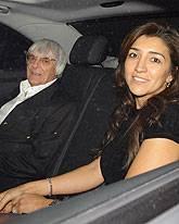 Bernie Ecclestone, Fabiana Flosi