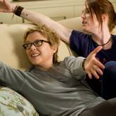 "Annette Bening, Julianne Moore in ""The Kids are all right"""