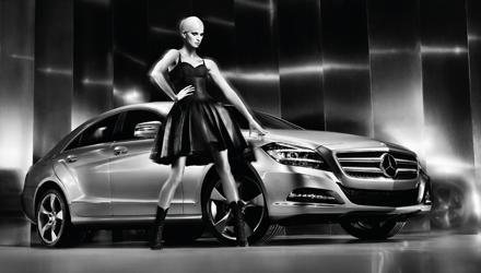 Karolina Kurkova ist das Testimonial der kommenden Fashion Week Berlin.
