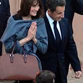 Carla Bruni, Nicolas Sarkozy