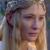 Cate Blanchett Galadriel