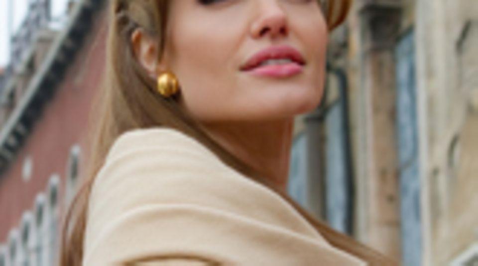 The Tourist, Angelina Jolie