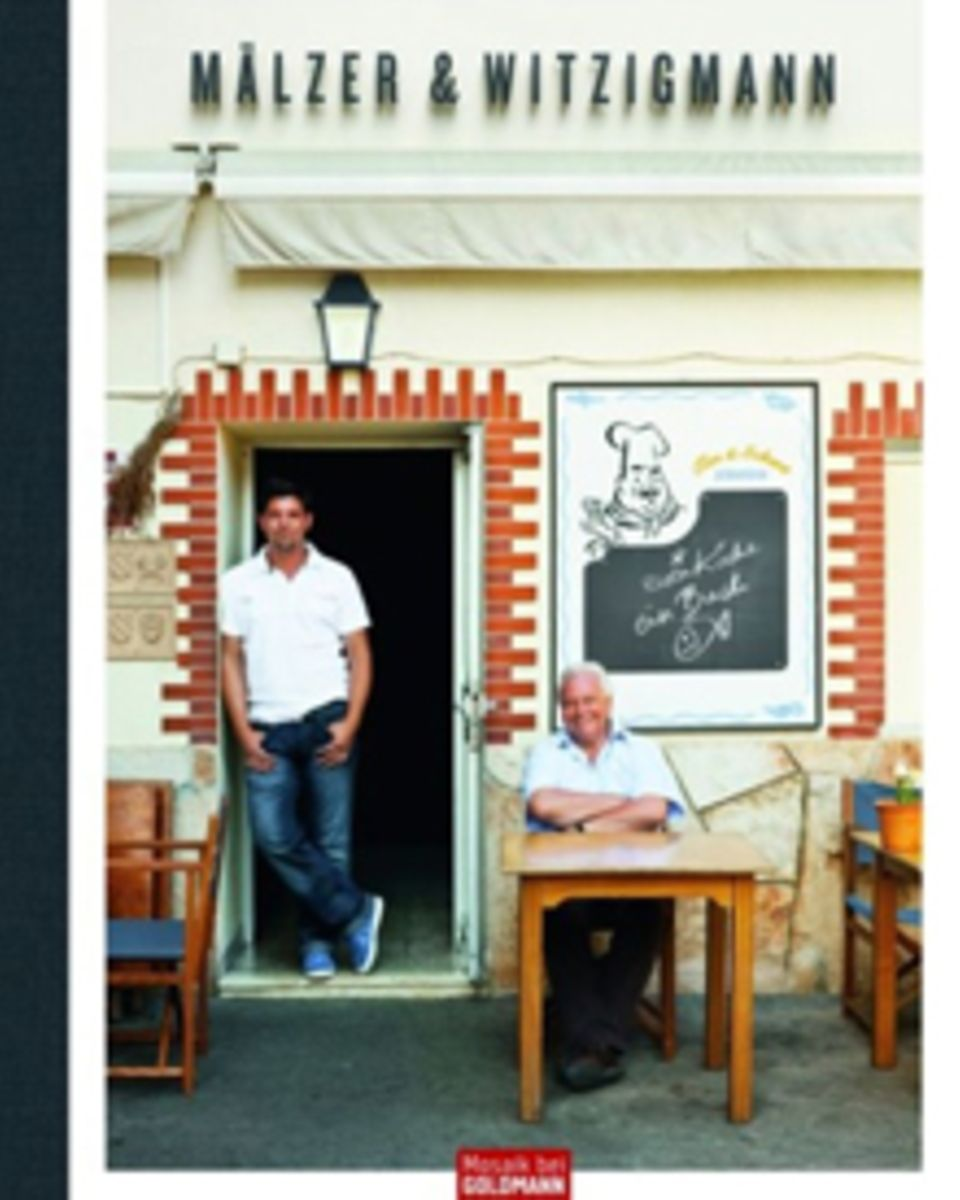In ihrem ersten gemeinsamen Buch verraten der TV-Koch Tim Mälzer und der sternengekrönte Eckart Witzigmann ihre internationalen