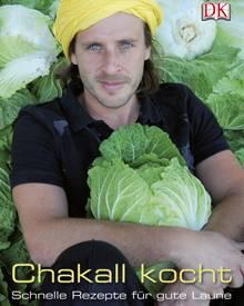 Der Argentinier Chakall ist ein kulinarischer Kosmopolit: Er reist um die Welt und schaut in fremde Töpfe. Jetzt präsentiert er