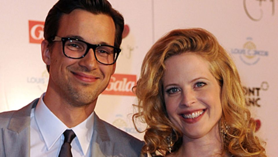 "Florian David Fitz spielt in ""Doctor's Diary"" neben Diana Amft den charmanten Rüpel Dr. Meier."