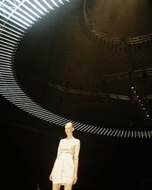 Impression der Fashionweek 2010 Modenschau von Michalsky