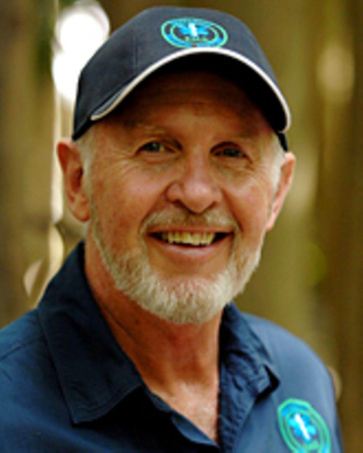 Dschungelcamp - Dr. Bob