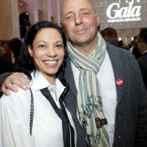 Chantal De Freitas, Peter Lewandowski