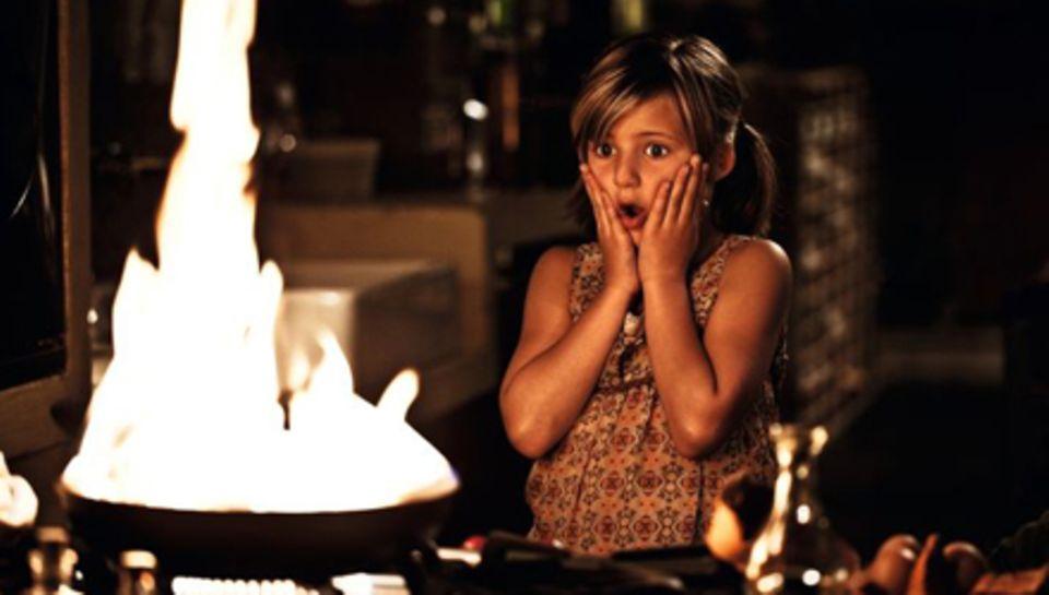 Madgalena (Emma Schweiger) stellt Henrys (Til Schweiger) Leben ziemlich auf den Kopf.