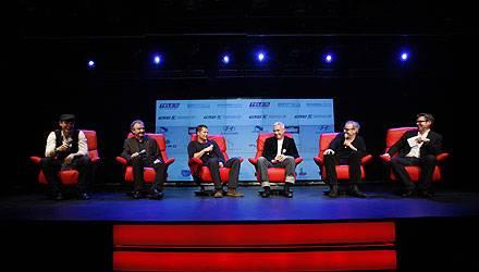 """TELE 5 Director's Cut am 19. Februar 2010 in Berlin. In diesem Jahr wird das Event von """"Jameson"""" (www.jameson.de) gesponsort."""