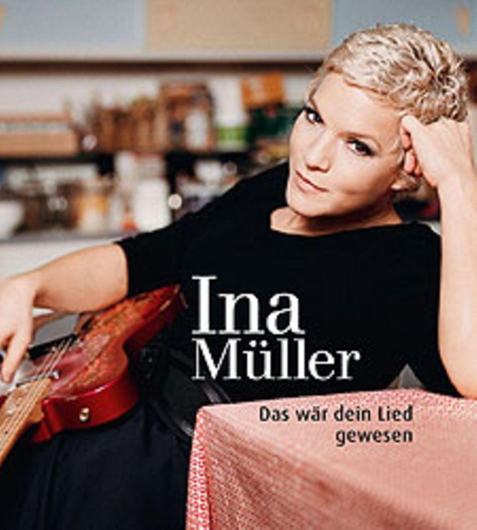 Das neue Album von Ina Müller erscheint am 18. Februar.