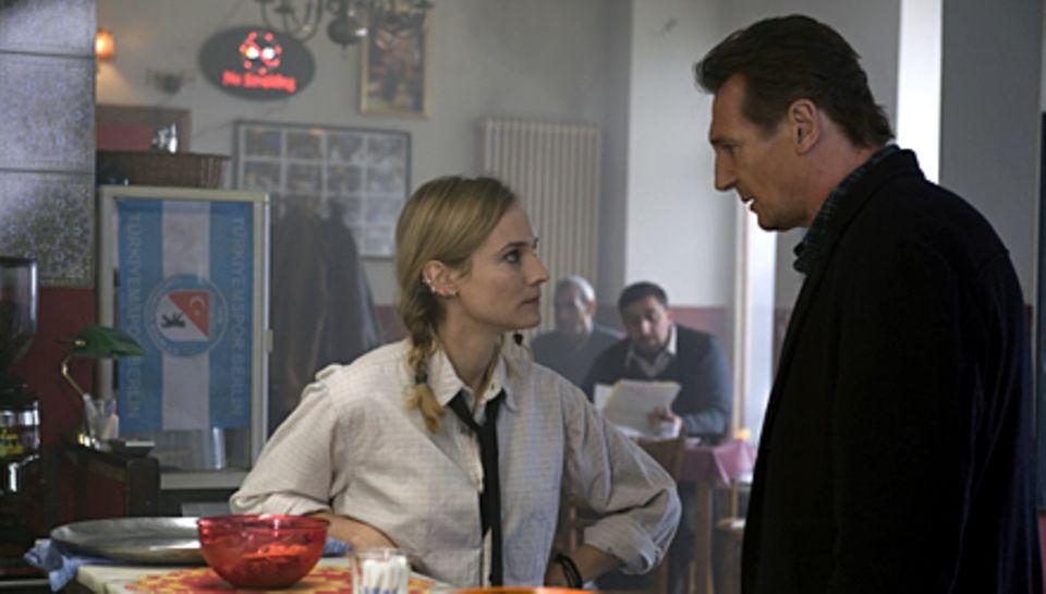 """Diane Kruger spielt mit Liam Neeson in """"Unknown Identity"""" (jetzt im Kino)."""