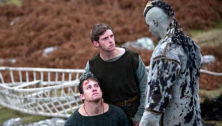 """Jamie Bell neben Channing Tatum (l.) im Historienfilm """"Der Adler der neunten Legion""""."""