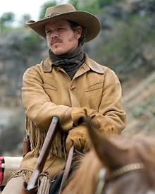 """Matt Damon als Texas-Ranger La Boeuf in dem Edelwestern """"True Grit""""."""