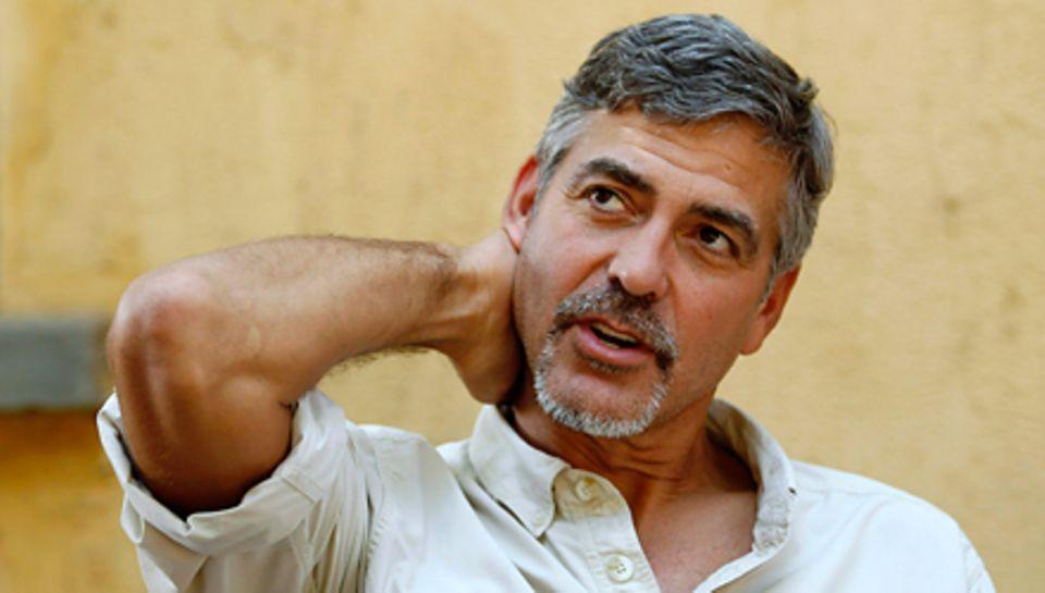 Sein Engagement für den Südsudan liegt Clooney am Herzen. Immer wieder reist er nach Afrika, so Anfang Januar zu einem Kongress