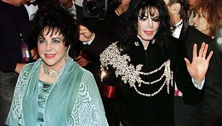 Elizabeth Taylor und Michael Jackson fühlten sich seelenverwandt.